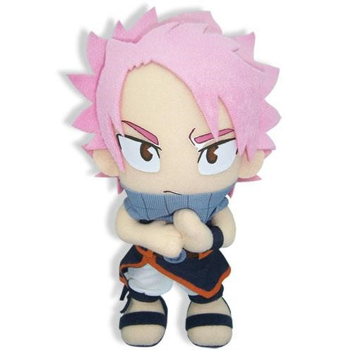 Fairy Tail Natsu Dragneel Fist In Hand Plushie