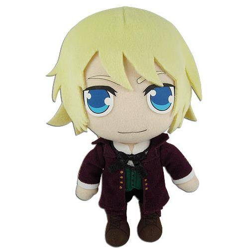 Black Butler Alois Trancy With Wide Eyes Plushie