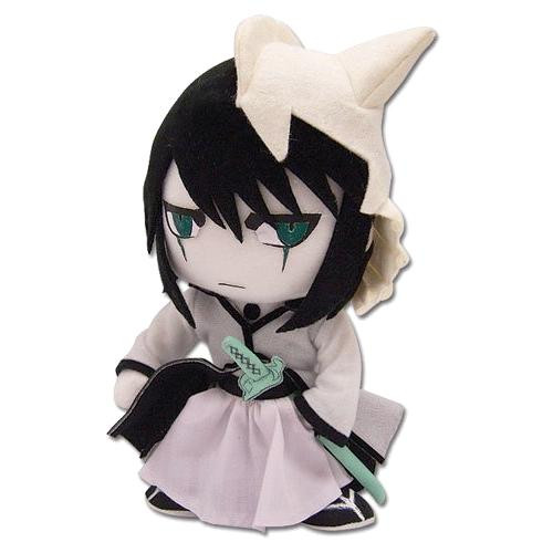 Bleach Ulquiorra Ready For Battle Plushie
