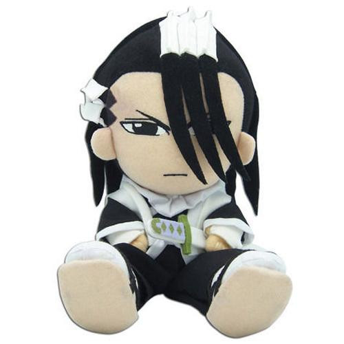 Bleach Byakuya Sitting Plushie
