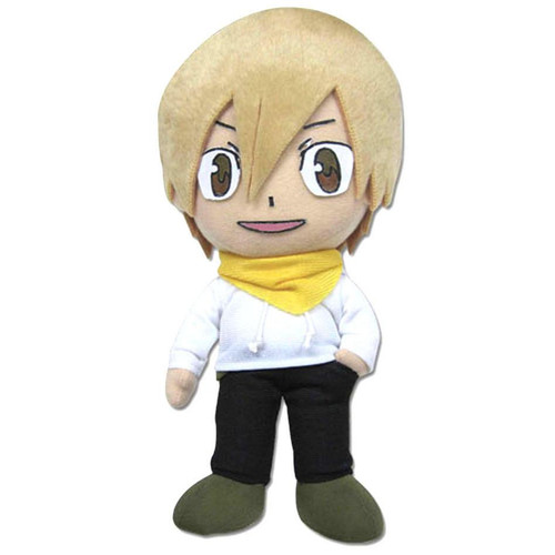 Durarara!! Masaomi With Yellow Scarf Plushie