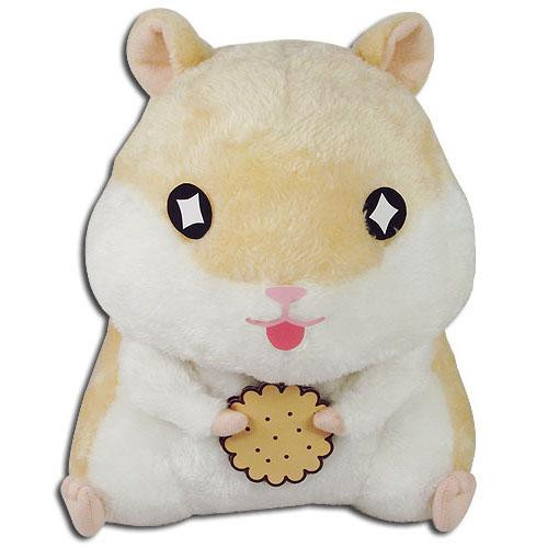Hamster Yellow Hamster With A Cookie Plushie