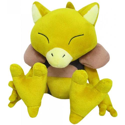 Pokemon Abra Plushie