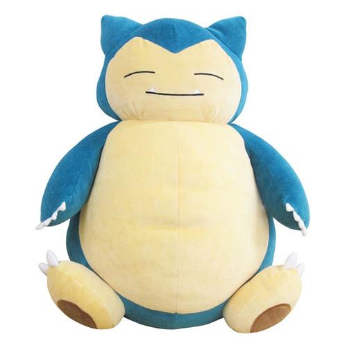 Pokemon Snorlax Plushie Pillow