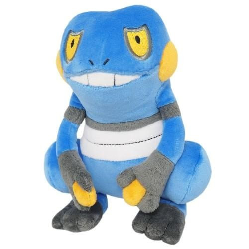 Pokemon Croagunk Plushie