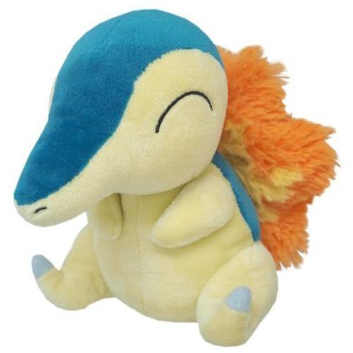Pokemon Cyndaquil Plushie