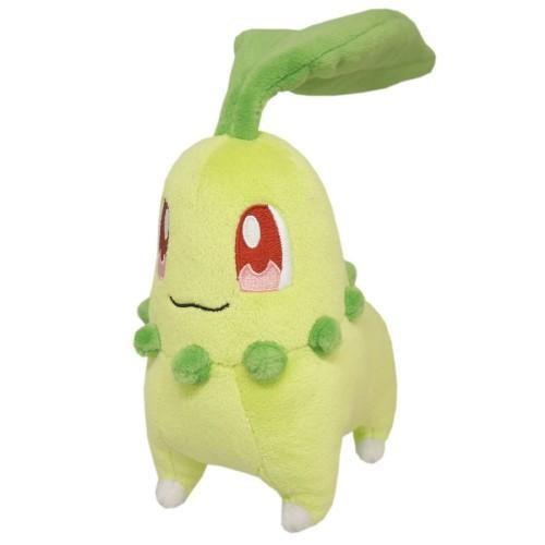 Pokemon Chikorita Plushie