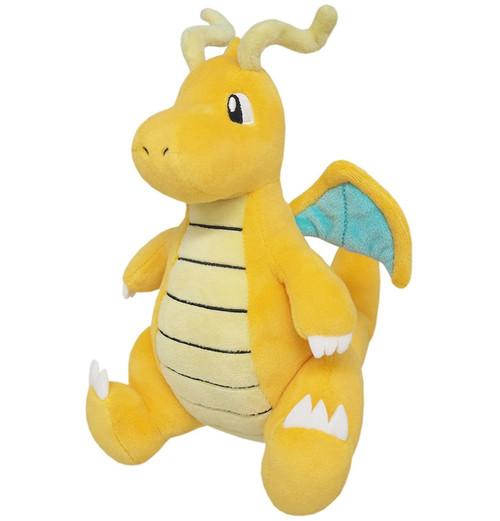 Pokemon Dragonite Plushie