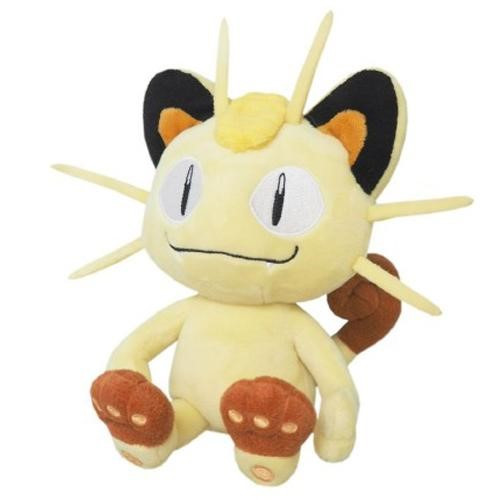 Pokemon Meowth Plushie