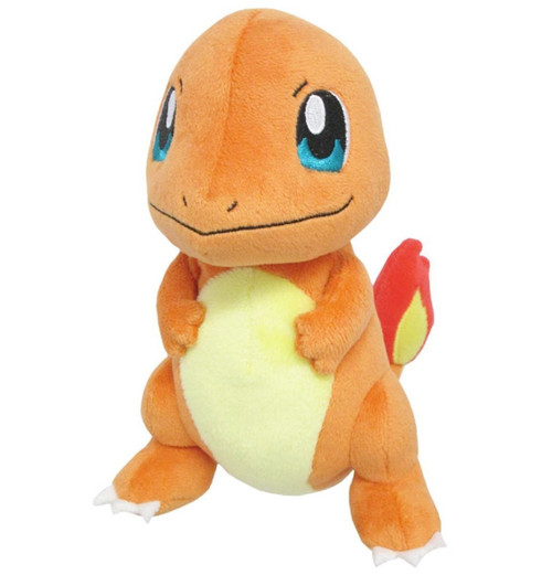 Pokemon Charmander Plushie