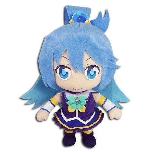 Konosuba Aqua Plushie