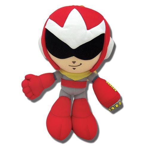 Mega Man Proto Man Plushie