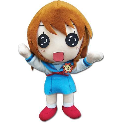 Melancholy of Haruhi Suzumiya Mikuru Asahina With Arms Wide Plushie