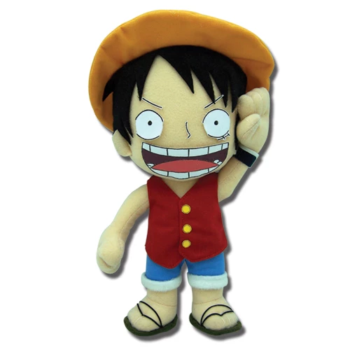 One Piece Monkey D. Luffy Plushie