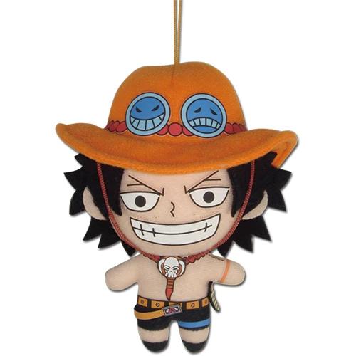 One Piece Portgas D. Ace Plushie Dangler
