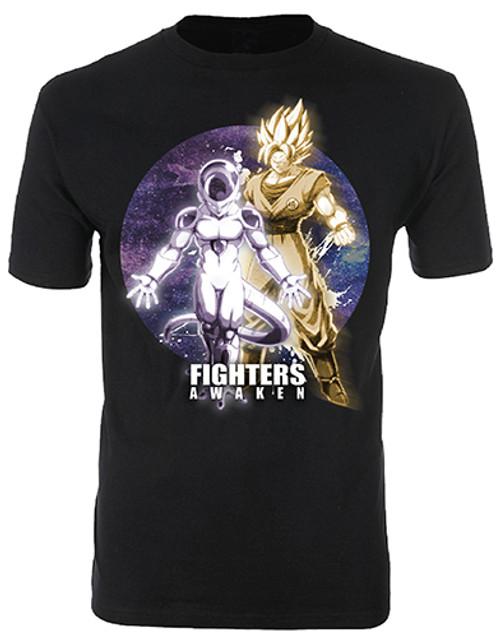 Dragon Ball Fighter Z - Awaken Trunks And Frieza T-Shirt