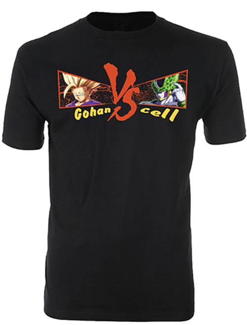 Dragon Ball Fighter Z - Gohan Vs Cell Manga Box T-Shirt