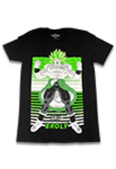 Dragon Ball Super Broly - Broley Powering Up T-Shirt