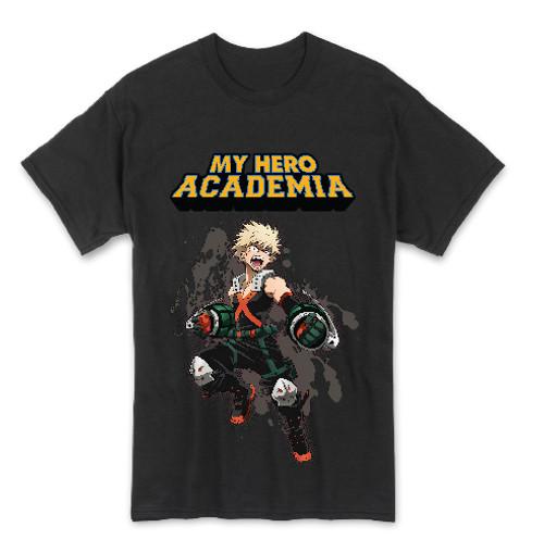 My Hero Academia - Ground Zero (Bakugo) T-Shirt