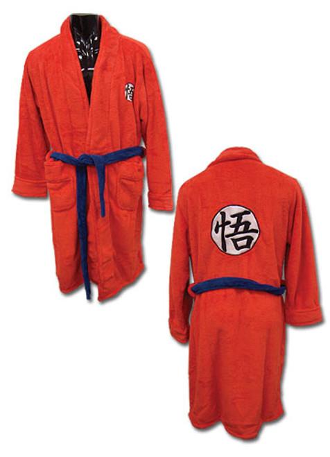 Dragon Ball Goku Sigil Bath Robe