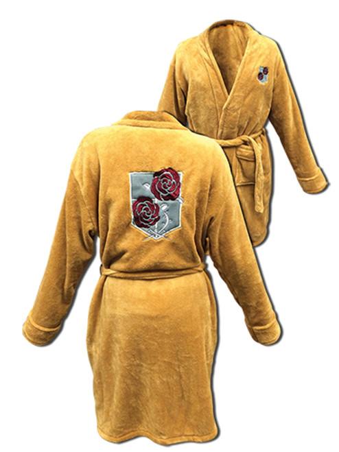 Attack On Titan - Stationary Legion Sigil Bath Robe
