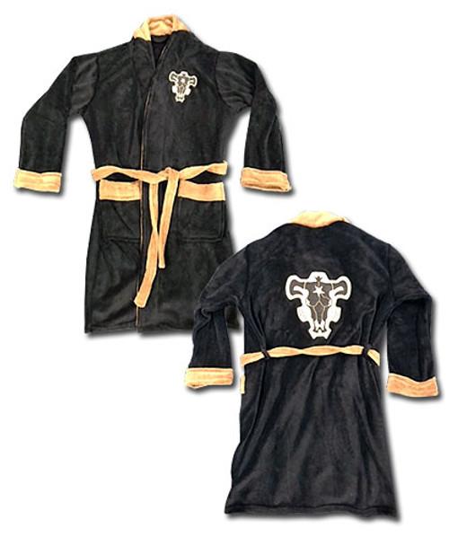 Black Clover - Black Bull Sigil Bath Robe