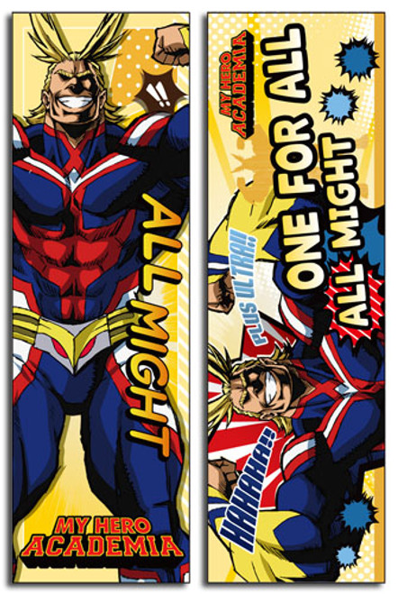 My Hero Academia All Might Body Pillow