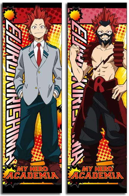 My Hero Academia Red Riot (Eijiro Kirishima) Body Pillow