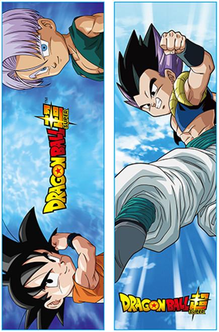 Dragon Ball Trunks, Goten, And Gotenks Body Pillow