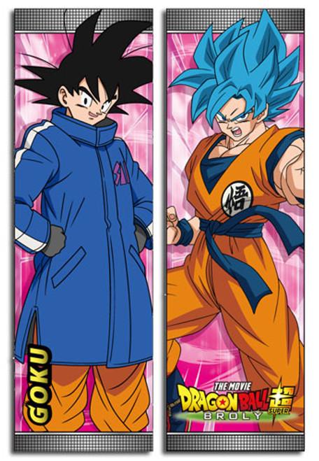 Dragon Ball Movie Goku Body Pillow