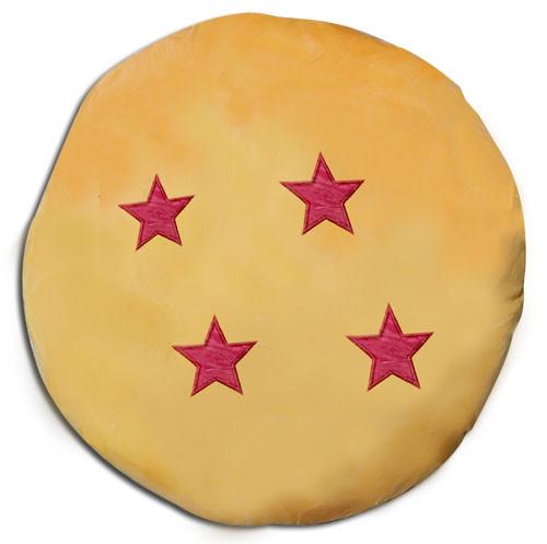 Dragon Ball Dragon Ball With 4 Stars Pillow