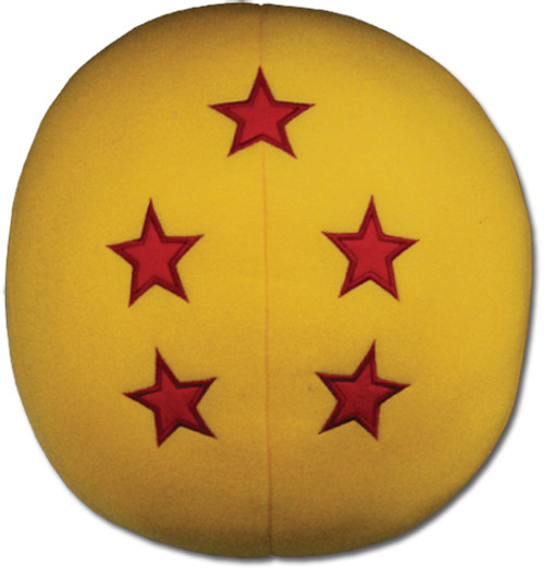 Dragon Ball Dragon Ball #5 Star Pillow