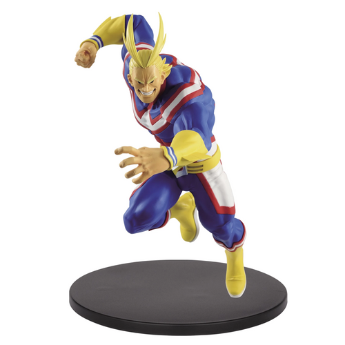 My Hero Academia All Might Running Banpresto / Little Buddy Figurine