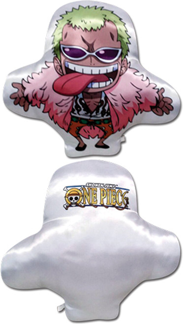 One Piece Chibi SD Doflamingo Pillow