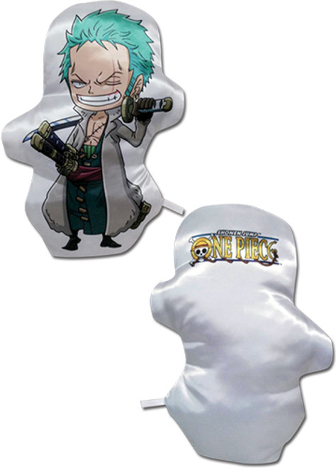 One Piece Chibi SD Zoro Pillow