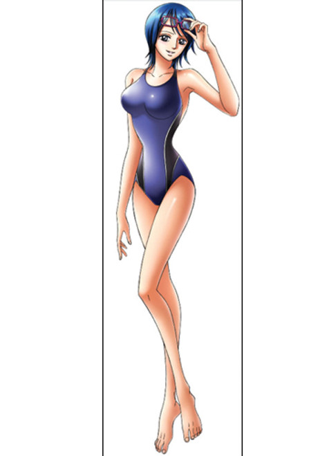 One Piece Tashigi In Swimsuit Body Pillow