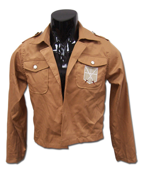 Attack On Titan - 104th Trainee Squad's Uniform Jacket Cosplay Costume