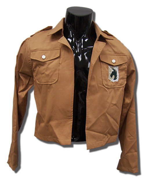 Attack On Titan - Military Police's Uniform Jacket Cosplay Costume