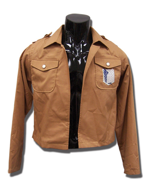 Attack On Titan - Scouting Legion's Uniform Jacket Cosplay Costume