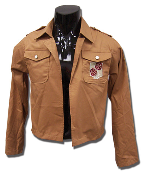 Attack On Titan - Stationary Legion's Uniform Jacket Cosplay Costume