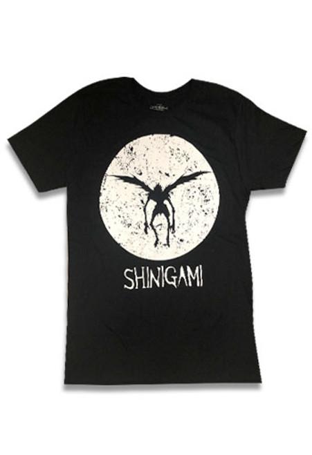 Death Note - Shinigami Flying T-Shirt