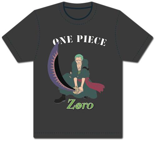 One Piece - Zoro Blade Drawn T-Shirt