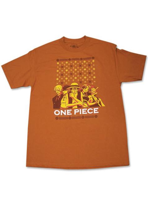 One Piece - Staw Hat Crew T-Shirt
