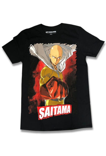 One Punch Man - One Punch Man (Saitama) Fist Raised T-Shirt