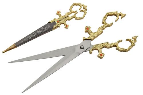Scissor Daggers