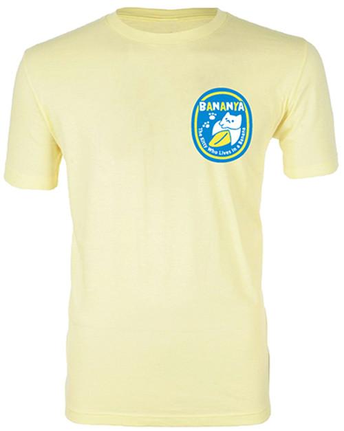 Bananya - Bananya Pocket Seal T-Shirt