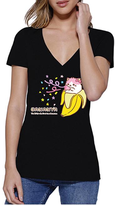 Bananya - Bananya-ko Celebrating JRS T-Shirt