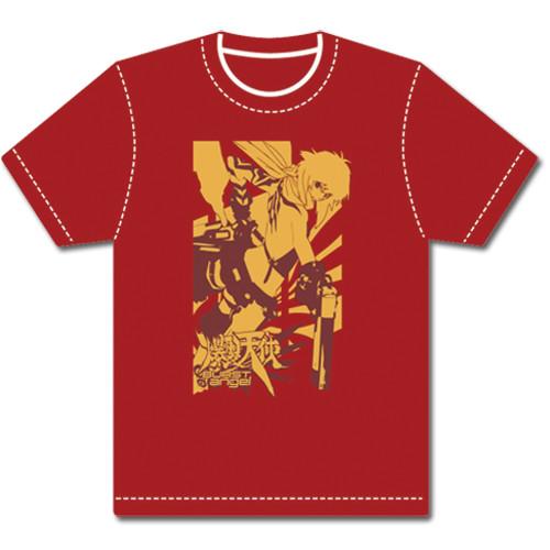 Burst Angel - Joe Guns Drawn T-Shirt