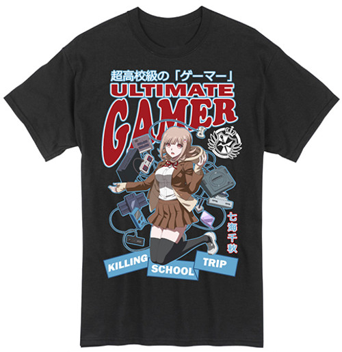 Danganronpa 3 - Chiaki The Ultimate Gamer T-Shirt