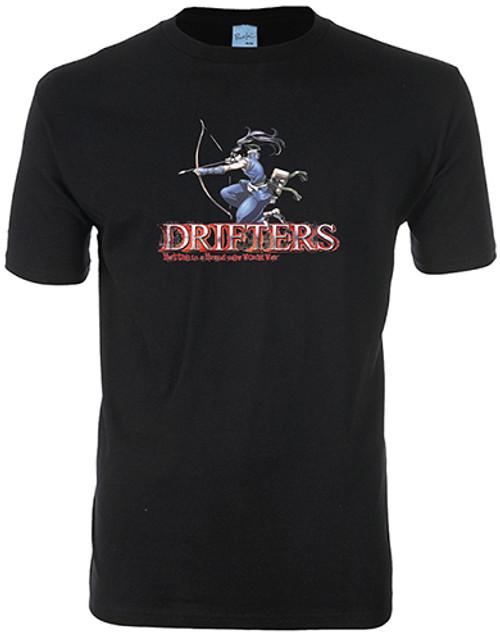 Drifters - Nasu Aiming  T-Shirt